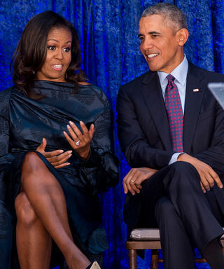 Barack and Michelle Obama Unveil Their History-Making Official Portraits