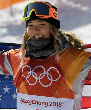 17-Year-Old Snowboarder Chloe Kim Winsa Gold Medal in 1st Olympic Event Ever