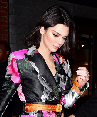 Kendall Jenner and Kaia Gerber Demo that Head-to-Toe Floral Is Actually Versatile