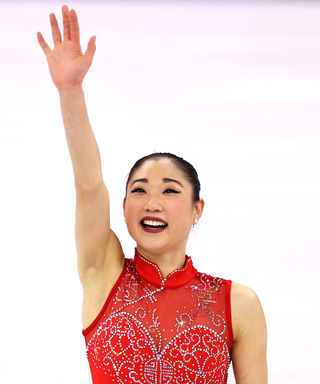 """Nope, Mirai Nagasu Does Not Have a Giant """"USA"""" Tattoo on Her Leg"""