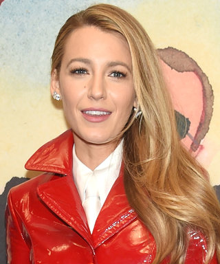 Blake Lively Turned Into a Walking, Talking Valentine