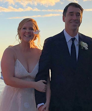 The Last-Minute Way Amy Schumer's Stylist Helped Her Track Down a Wedding Dress