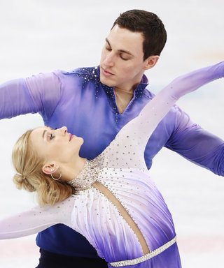 Canada's Figure Skaters Comforted Germany's After They Dissolved Into Tears