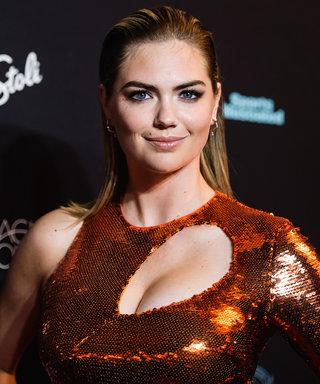 Kate Upton Fell Off a Giant Rock During Her Sports Illustrated Swimsuit Shoot, and It Looked Painful