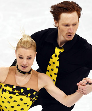 This Olympic Pairs Skating Team Won a Medal Because of Their Adele Routine