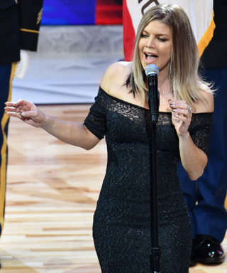 Twitter Has A Lot Of Feelings About Fergie's National Anthem Performance At The NBA All-Star Game