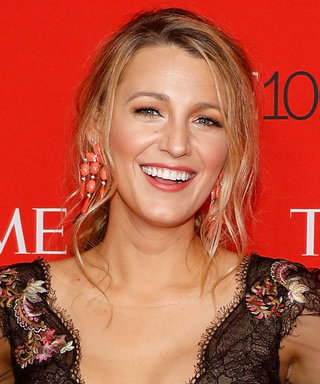 Broke Your Hair Tie? Blake Lively's Hairstylist Has the Most Genius Fix