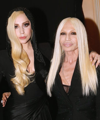 Allow Lady Gaga to Teach You About Donatella Versace