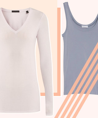 9 Undershirts That Won't Show Your Bra
