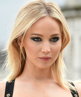 Jennifer Lawrence's Celebrity Crush Is Admittedly Way Too Young for Her