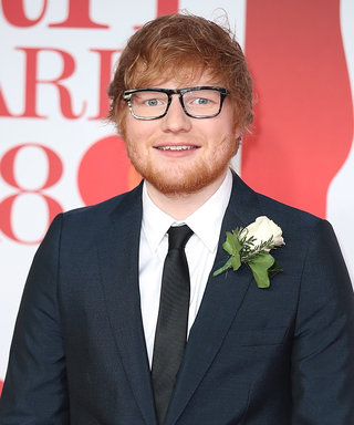 Is Ed Sheeran Married? He Wore a Band on His Wedding Finger at the Brit Awards