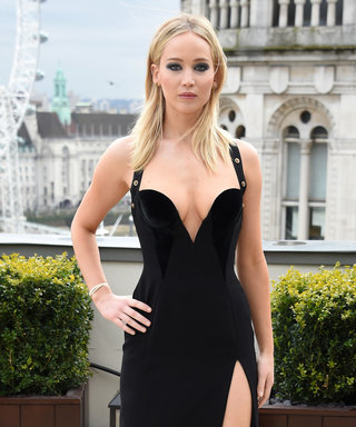 "Jennifer Lawrence Is ""Offended"" That People Think Her Dress Is Sexist"