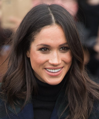 We May Have Gotten a Major Hint About Meghan Markle's Wedding Dress Designer