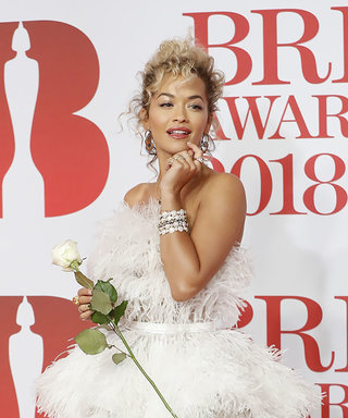 All the Celebrities Who Wore White Roses at the 2018 BRIT Awards