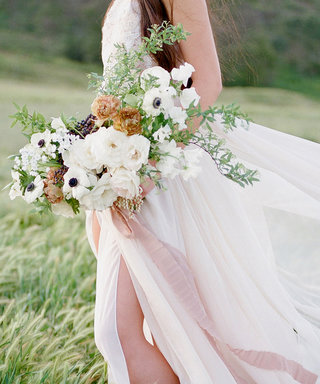 The Surprising Wedding Dress Style Every Bride Is Pinning