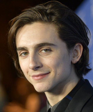 Who Is Timothée Chalamet's Date to the Oscars?