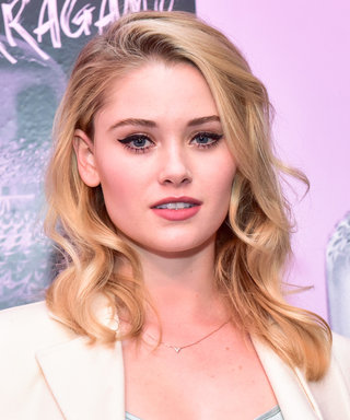 Virginia Gardner Can Go from Superhero to Fashionista in 1.5 Hours