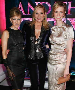 Cynthia Nixon Takes a Stance in the Drama Between Sarah Jessica Parker and Kim Cattrall