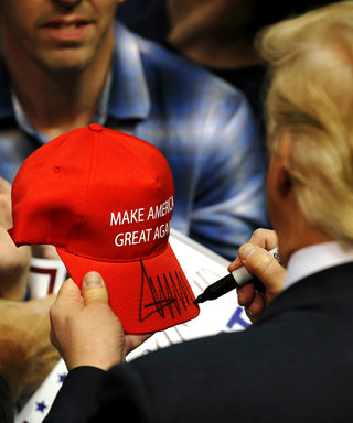 Donald Trump Is Selling a New Hat–Here's What the Slogan Means