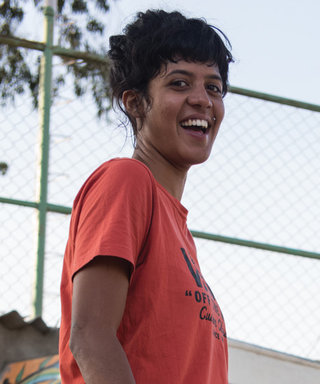 India's First Female Pro-Skateboarder Has Big Plans For the Future of Female Skaters
