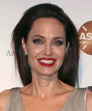 Angelina Jolie Wins the Red Carpet With a Little Help from Her Daughters