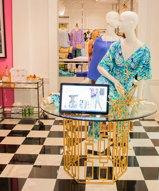 A Lilly Pulitzer Home Collection is Coming to This Major Furniture Store