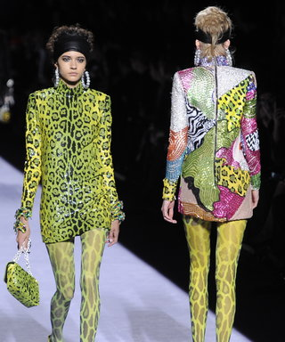 All the New York Fashion Week Designers That Went Wild for Animal Print