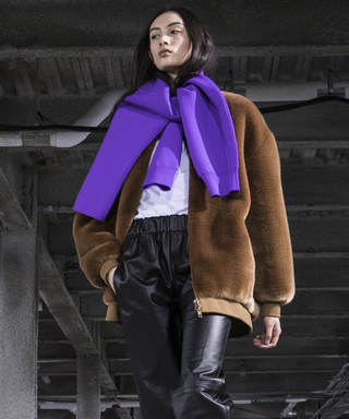 The $0 Styling Trick We Learned Today at Tibi