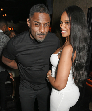 Idris Elba Is Officially a Married Man