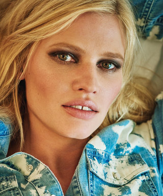 Lara Stone's 2-Second Trick For Brighter Eyes Is a Must Try