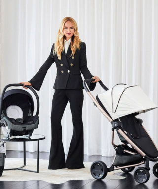 These Chic Strollers Were Made for Stylish Moms on the Go