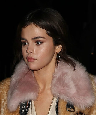 Selena Gomez Wears Gown to Girls' Night; Is Our Style Hero