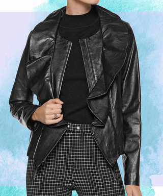 Finally, 15 Leather (and Faux!) Jackets That Aren't Boring