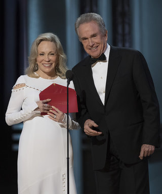 The Oscars Asked Warren Beatty and Faye Dunaway to Present Best Picture Again