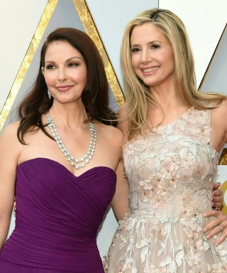 Weinstein Silence-Breakers Ashley Judd And Mira Sorvino Are Each Other's Oscar Dates