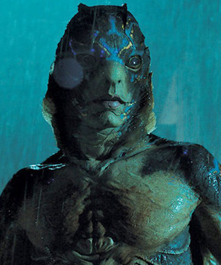 """Here's What Shape of Water's """"Fish Man"""" Doug Jones Looks Like Without the Scales"""