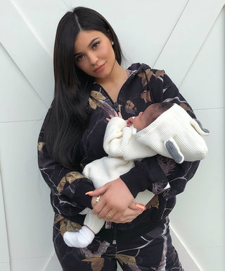 Kylie Jenner Shares First Look at Daughter Stormi's Dreamy Nursery