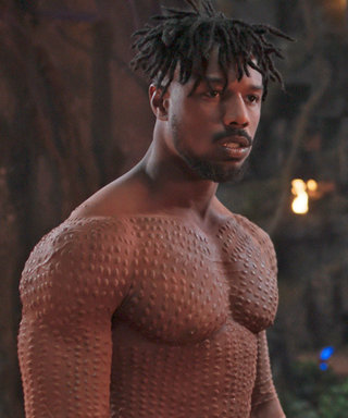 A 17-Year-Old Clenched So Hard She Broke Her Retainer Because of Michael B. Jordan's Shirtless Black Panther Scene