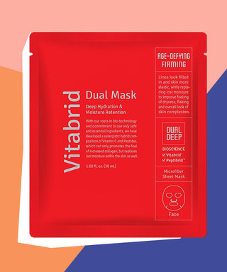 This $8 Sheet Mask Is the Only Thing That Saves My Dry Skin