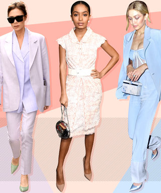 6 Easter Outfits Inspired By Celebrities In Pastel