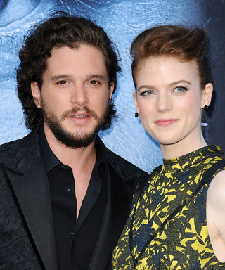 Rose Leslie Kicked Kit Harington Out Of The House Over Game of Thrones