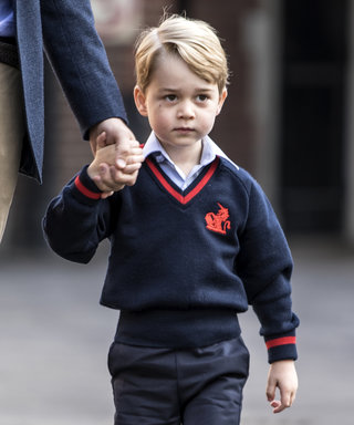 This Could Be Prince George's Backup Career According To Dad Prince William