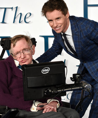Eddie Redmayne's Response To Stephen Hawking's Death Is Touching