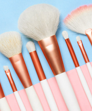Amazon Customers Are Obsessed With This $11 Eyeshadow Brush Set—And Here's Why
