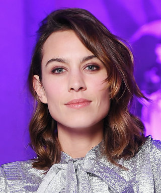 This Is the Dress Alexa Chung Wants to Be Buried In
