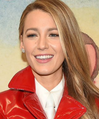 Blake Lively Has a Braid-Off With Frozen's Elsa at Disneyland