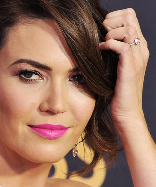 Mandy Moore Just Revealed the Most Romantic Engagement Ring Story