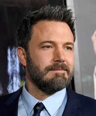 The Internet Can't Stop Making Fun of Ben Affleck's Giant Back Tattoo
