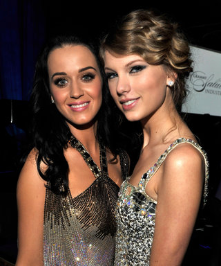 Katy Perry Had the Most Interesting Response to a Comment About Taylor Swift