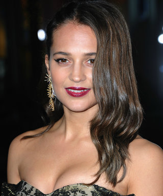 Alicia Vikander Reveals the One Thing She Did to Get Her Body Tomb Raider-Ready